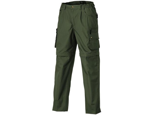 Pinewood Kids Wildmark/Sahara Zip-Off Pants Mid Green